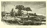 English trading settlement, Gaboon