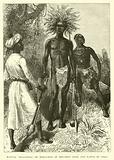 """Watuta """"Ruga-Ruga"""", or Marauders of Mirambo's band, and native of Uhha"""