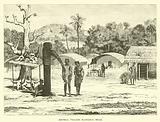 Sonthal Village, Rajmahal Hills