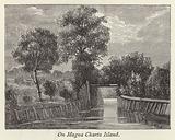 On Magna Charta Island