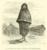 A woman of Cuzco, class of tradesmen