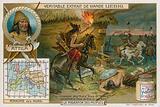 Invasion of the Huns under Attila, 444