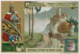 Bavaria: Wittelsbach Castle and Otto I of Wittelsbach, Duke of Bavaria, 1160