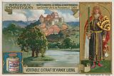 Wurttemberg; Wirtemberg Castle and Ulrich I, Count of Wurttemberg, 1260