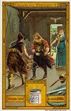 Scene from the Nibelungenlied