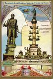 Column of Wilhelm von Tegetthoff, Austrian admiral, Vienna