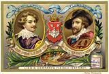 Antony van Dyck and Peter Paul Rubens, Flemish artists