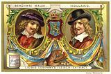 Rembrandt van Rijn and Frans Hals, Dutch artists