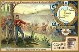 Battle of Calatafimi, Sicily, 15 May 1860