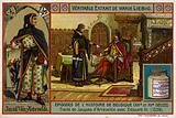 Agreement of a treaty between Jacob van Artevelde of Ghent, and King Edward III of England, 1339