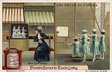 The seamstress' dream