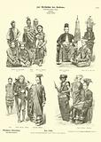 Costumes of Indonesia, 1880