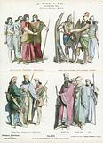 Costumes of the ancient Assyrians, Persians and Medes