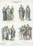 Costumes of the 11th Century