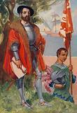 Hernan Cortes, Spanish conquistador