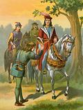 Robin Hood meets Sir Richard of the Lea