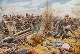 The Austrians at bay before Lemberg