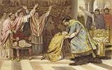 Election of Frederick I as Bishop of Utrecht, 817