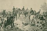 Battle of Gravelotte, Franco-Prussian War, 18 August 1870