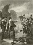 Cromwell suppressing the Mutiny in the Army