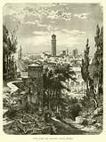 View from the Giardino Giusti, Verona