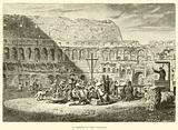 A Sermon in the Coliseum