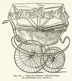 """""""Princess Patricia"""" Baby-Carriage, by Hitchings, London"""