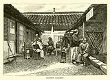 Chinese barbers