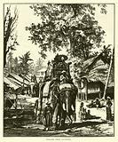 Village near Lucknow