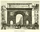 Porte St Martin