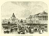 St Isaac's Square, and Senate House