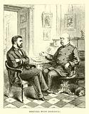 Meeting with Bismarck