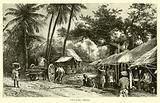 Village, India