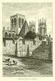 York, from Battlements