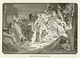 Death of King Priam