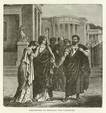 Departure of Regulus for Carthage