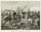 General Seydlitz at the Battle of Rossbach