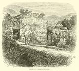 Ruins at Caesarea Philippi