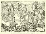 Meeting of Hannibal and Scipio at Zama
