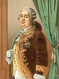 King Louis XVI of France