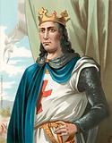 King Louis IX of France, or Saint Louis