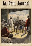 Famine in India, 1897