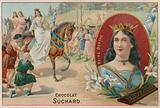 Bertha of Swabia, Queen Consort of Rudolph II of Burgundy