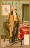 Charles Philbert de Lasteyrie, French agronomist and philanthropist