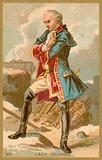 Thomas Arthur, comte de Lally, baron de Tollendal, French general