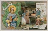 St Honoratus, bakers and pastry cooks