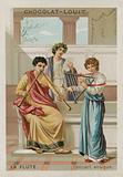 The flute: concert in antiquity