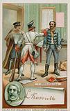 The arrest of Lajos Kossuth