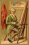 Jacques-Louis David, French artist