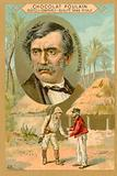 David Livingstone, Scottish missionary and explorer